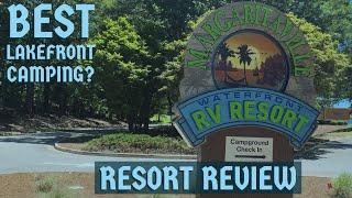 Margaritaville RV Resort at Lake Lanier Islands