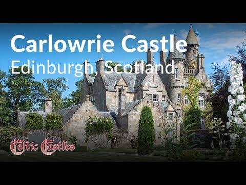 Carlowrie Castle - Edinburgh, Scotland