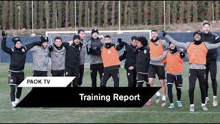 Πρωτοχρονιάτικο τουρνουά ποδοσφαίρου - PAOK TV
