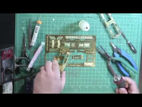 TrainMasters TV – Soldering a Brass Kit