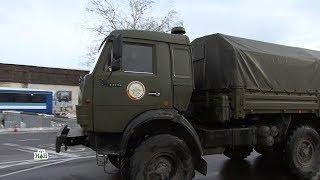 Мобильность армии — в надежных руках! ДОСААФ: обучение военных водителей