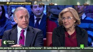 laSexta Noche | Manuela Carmena: