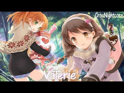 Nightcore - Valerie {Switching Vocals}
