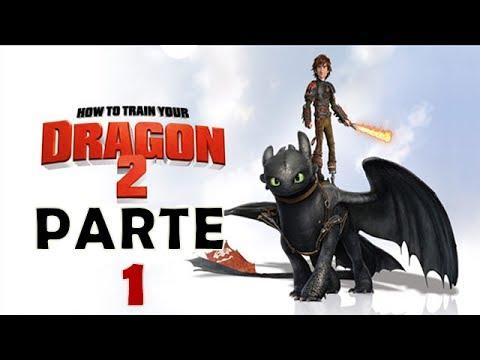 Como Entrenar a tu Dragon 2 Game Play PARTE 1