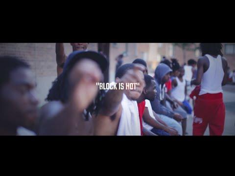 Ocho • Block is Hot | [Official Video] Filmed By @RayyMoneyyy