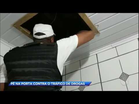 Polícia prende quinze suspeitos de tráfico de drogas no Rio Grande do Sul