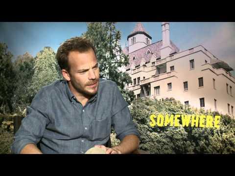 Stephen Dorff Interview SOMEWHERE
