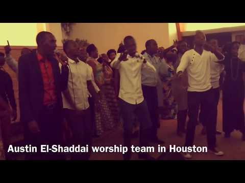 Austin El-shaddai Worship Team In Houston