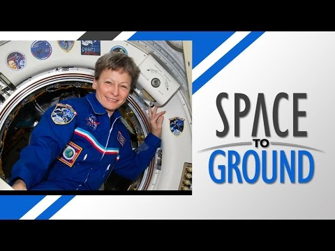 Space to Ground: American Recordholder: 04/28/2017
