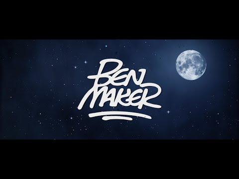 BEN MAKER - Moon (rap instrumental / hip hop beat)