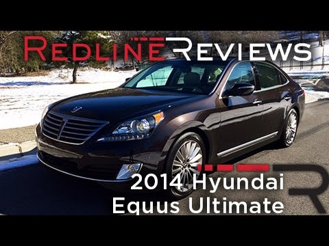 2014 Hyundai Equus Ultimate Redline Review