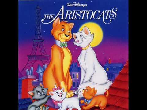The Aristocats OST - 3. Thomas O'Malley Cat