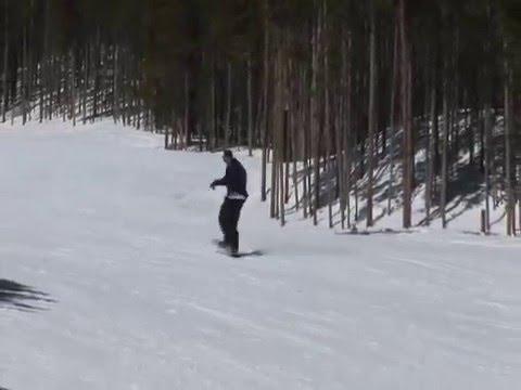 how to do flatland snowboard tricks