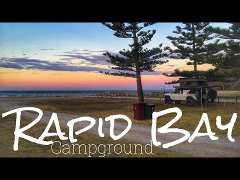 Rapid Bay Campground South Australia