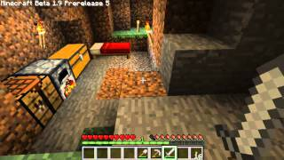Shatter a Minecraft világában 1. rész: A barlang ami nincs