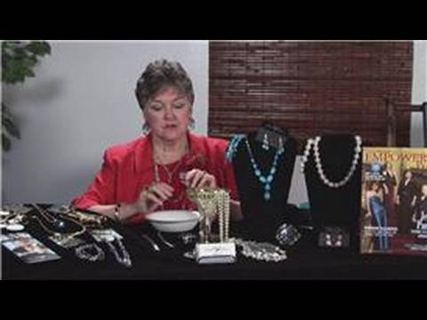 Caring for Jewelry : How to Clean Vintage Rhinestone Jewelry
