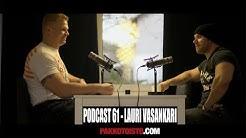Pakkotoisto Podcast 61 - Lauri Vasankari