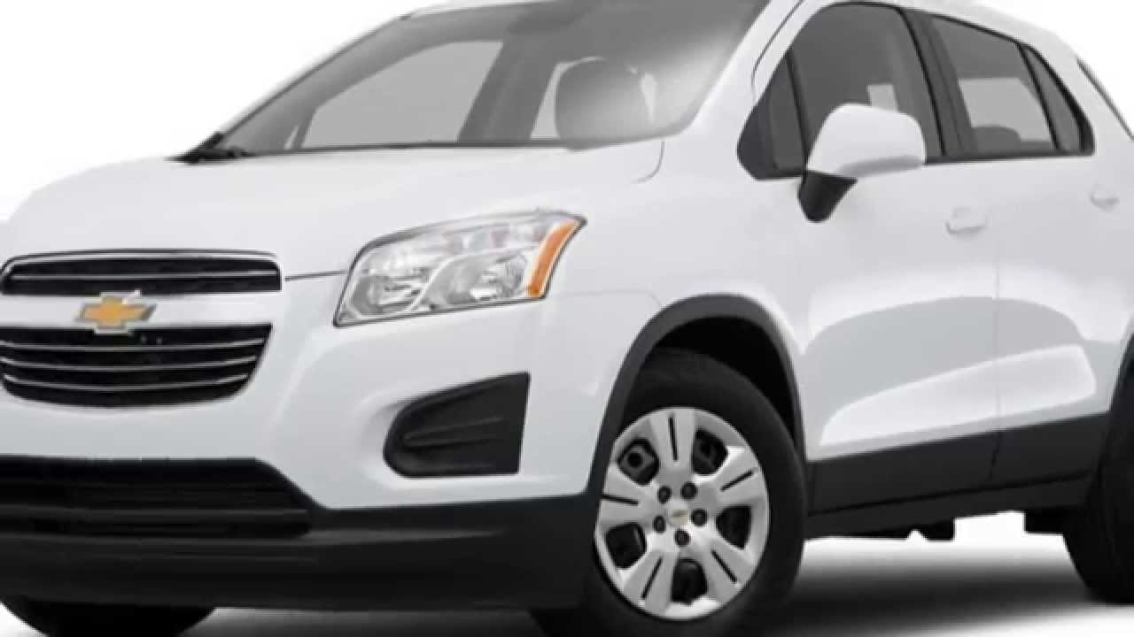 2016 chevrolet trax suvs - youtube
