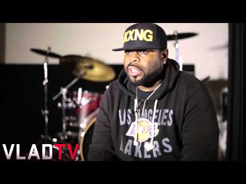 Crooked I: I Get Down With Yelawolf, But Not Confederate Flag