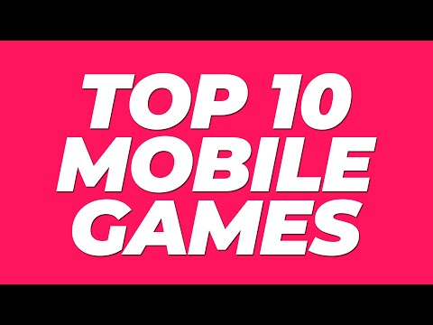 Top 10 Mobile Games Of 2013