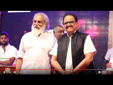 S.P. Balasubrahmanyam, KJ Yesudas to Jointly Sing a Song in MA Nishad's Kinar | Manorama Online