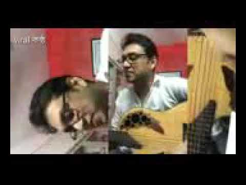 New song 2019 by Anupam Roy ..... Facebook live ........ Ghure Takao