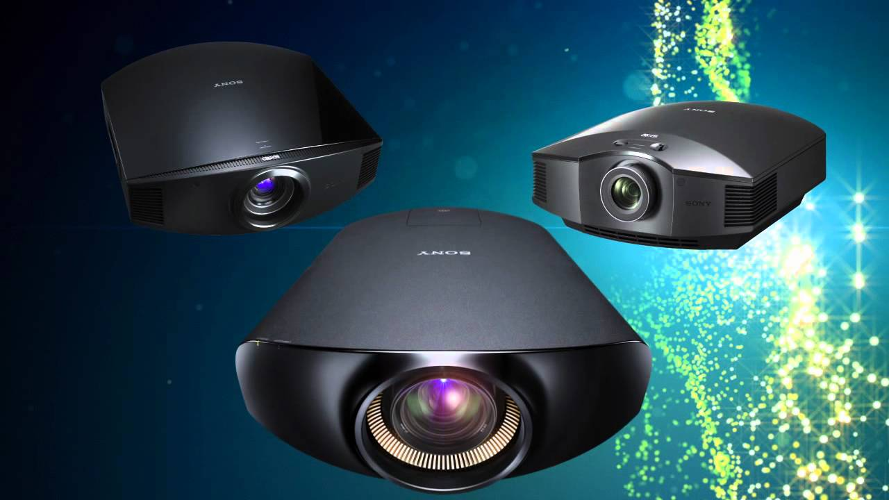 How to choose and setup a Sony home theatre projector - YouTube