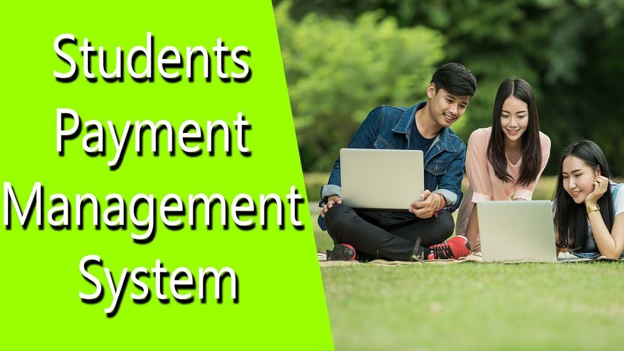 Students Payments Management System in PHP with free source code