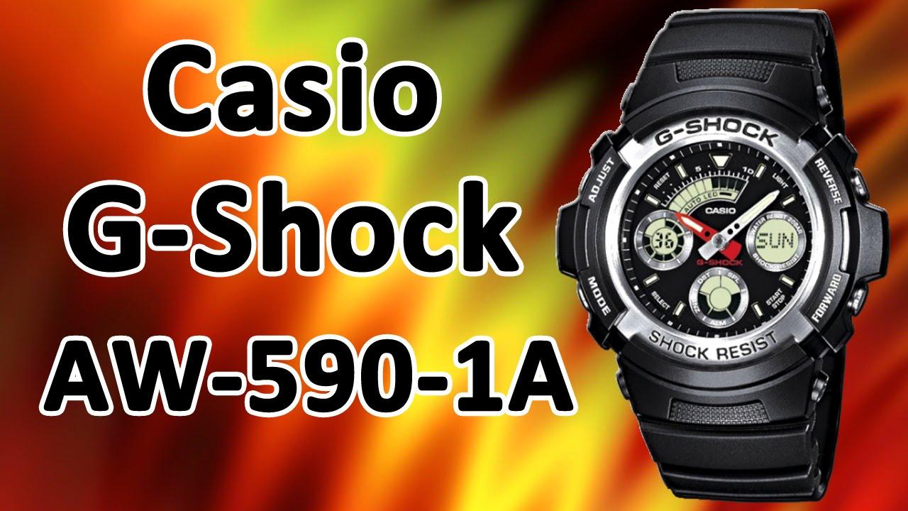 Яркие и необычные наручные часы Casio G-Shock GA-400-4A купить в .