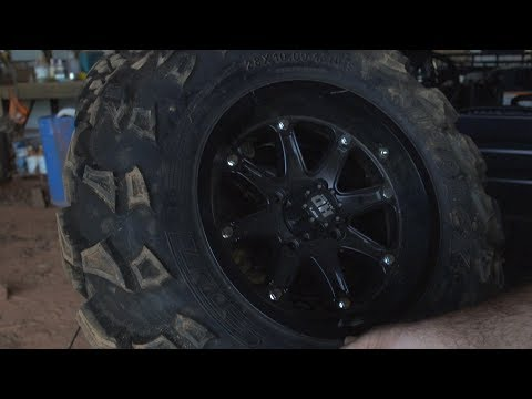 Find The Best Tires For Your Hunting ATV Or UTV