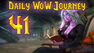 I'm back! - World of Warcraft   Battle for Azeroth   8.3.0   Daily WoW Journey #41