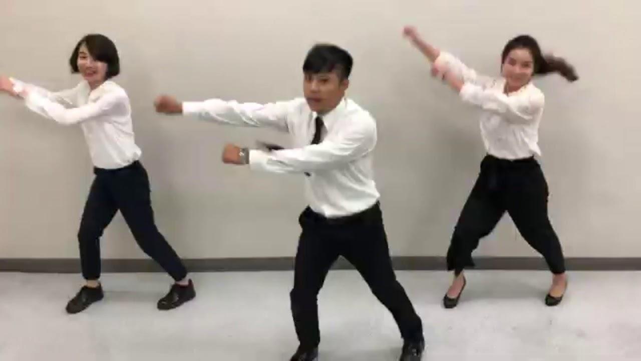 繃繃晨操2 - YouTube