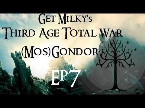 Get Milky's Third Age Total War (3 2/MOS) Gondor Campaign Part 7