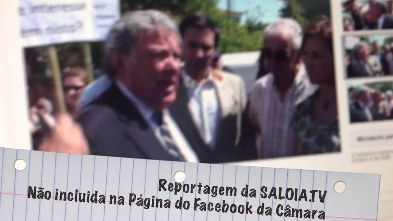 A Câmara Municipal de Sintra tem uma página no Facebook - certamente alimentada por profissionais de comunicação, que coloca online várias informações sobre o...
