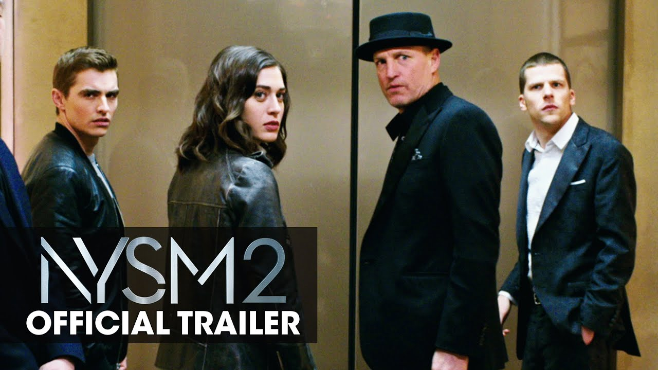 Now You See Me 2 – Official Teaser Trailer