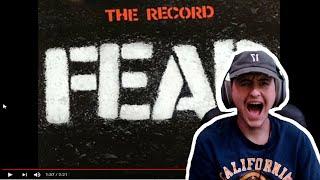 Fear - Let's Have War (Reaction)