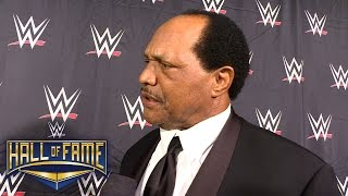 Ron Simmons gives his thoughts on inducting The Godfather into the WWE Hall of Fame: April 2, 2016