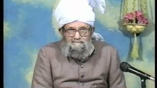 Urdu Dars Malfoozat #319, So Said Hazrat Mirza Ghulam Ahmad Qadiani(as), Islam Ahmadiyya