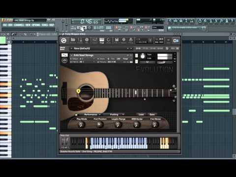 Curso de Producción Musical a Distancia | Evolution Acoustic Guitar Steel Strings VST RTAS