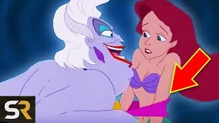 10 Painfully Offensive Disney Movie Moments They Want You To Forget