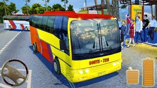 Offroad Coach Bus Simulator 2019 - AutoBus Drive | Android Gameplay