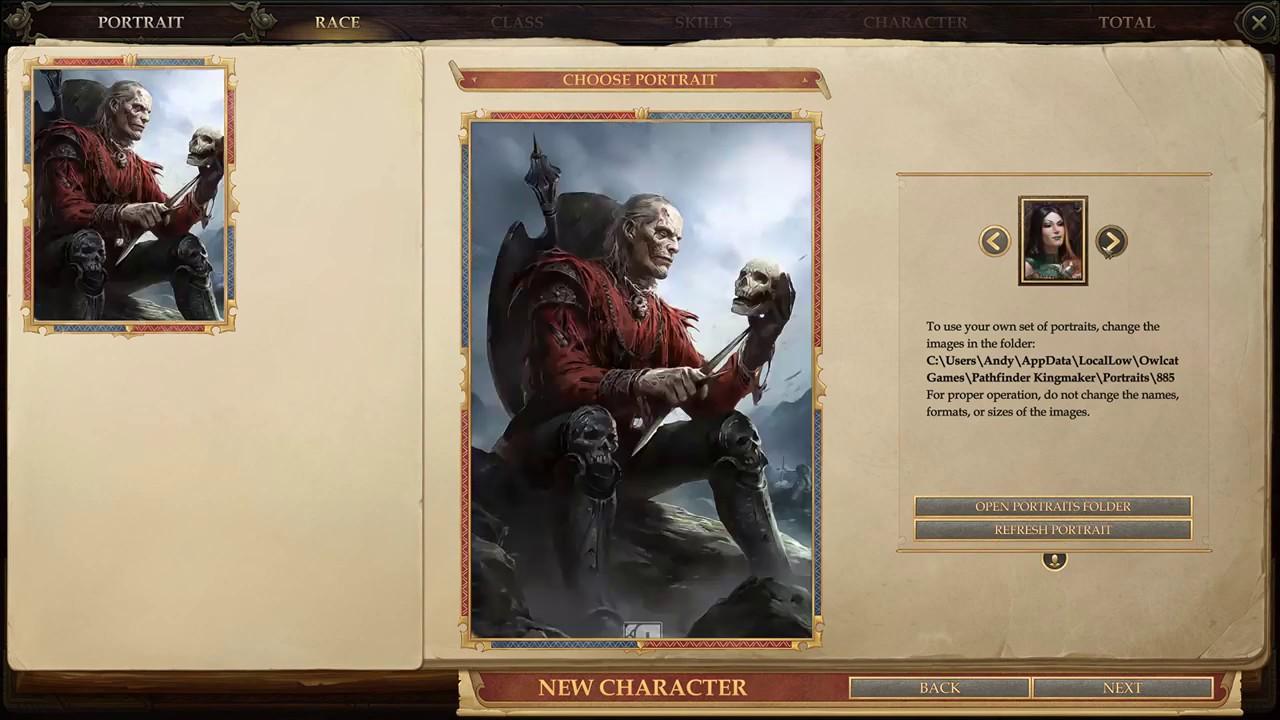 Pathfinder Kingmaker - Full Respec Solo Unfair mode Sorcerer build,  including