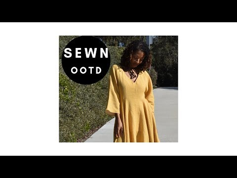 Sewing Make OOTD - Vogue 8894 - McCall's 7757 - Outfit Of The Day