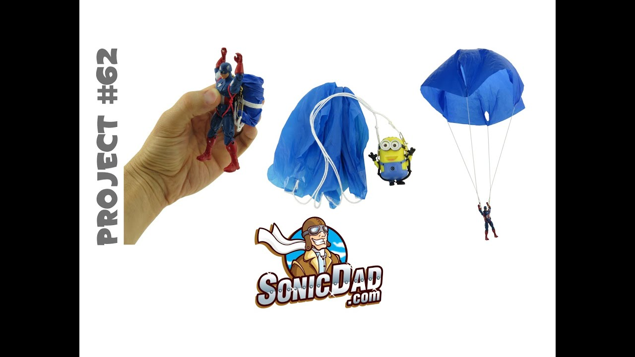 Build a Marshmallow Cannon with SonicDad Project 78
