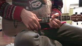 Frosty the Snowman for Solo Ukulele