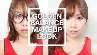 【BrenLui大佬B】實用必看!淡妝但完全變了另一人! Golden Balance Makeup Thumbnail