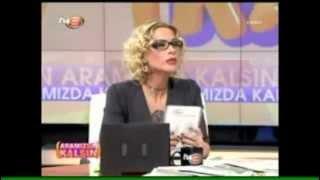 YATAK ODASI Kitabı, TV8 ARAMIZDA KALSIN Programında...