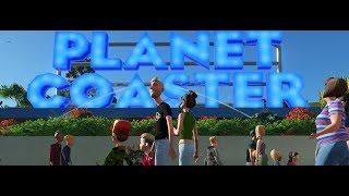 Pirates of the Caribbean Techno Remix Planet Coaster