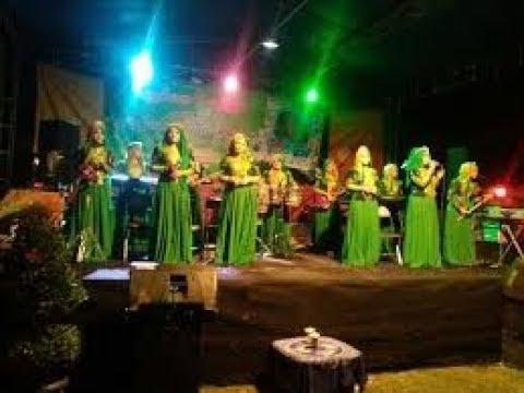 Nguber Welas - Cut Imah - Qasima Live Perform