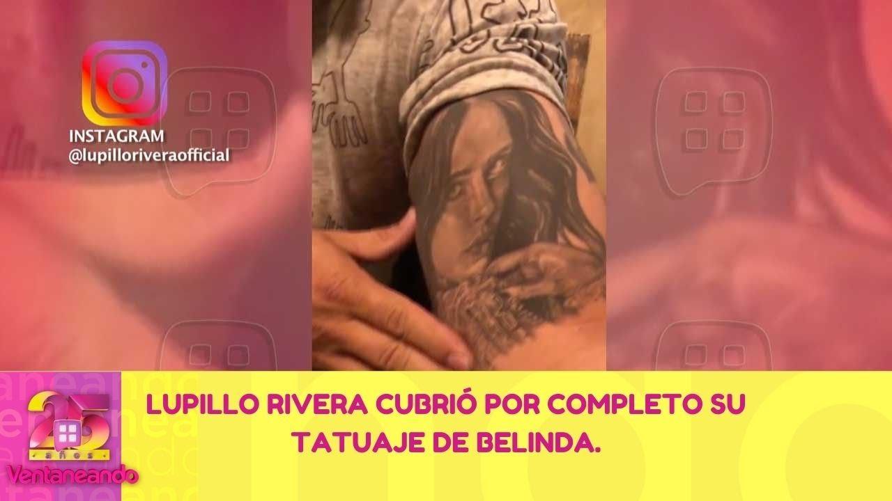 Download Lupillo Rivera borra el rostro de Beli. | 4 de junio 2021 Ventaneando